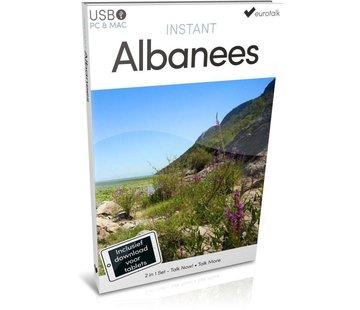 Eurotalk Instant Instant Albanees leren - Cursus Albanees voor beginners