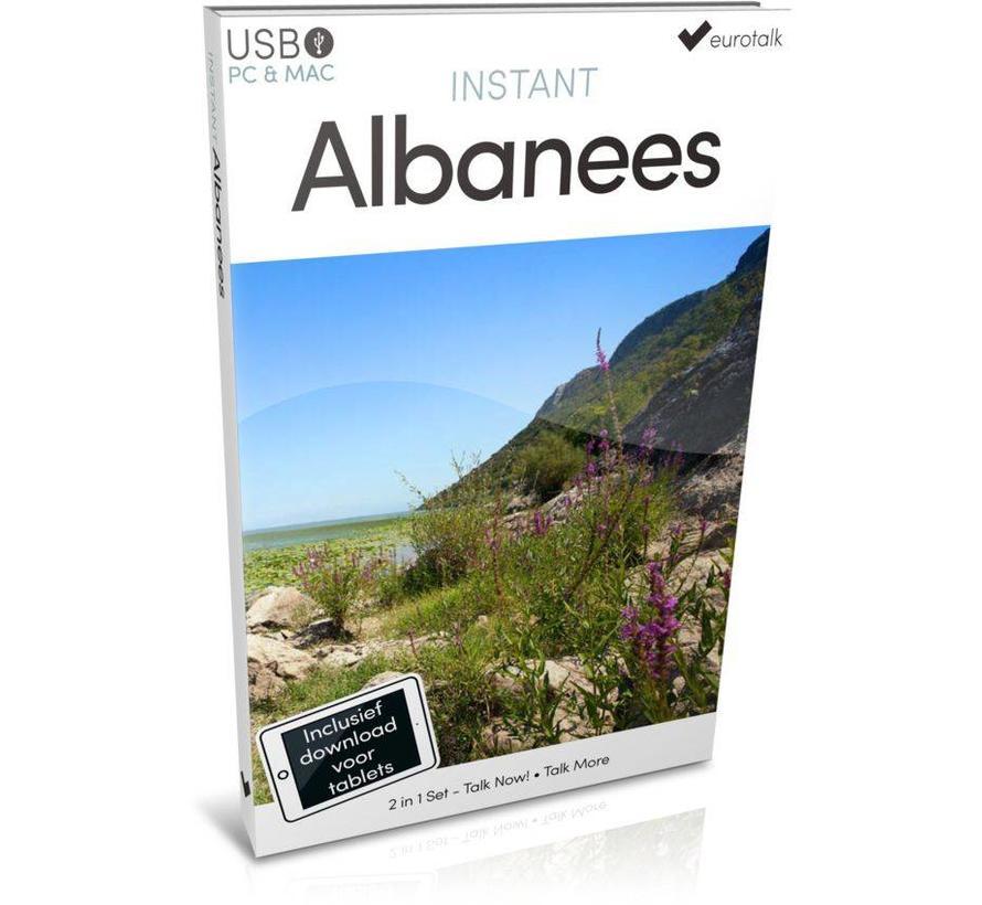 Instant Albanees voor Beginners