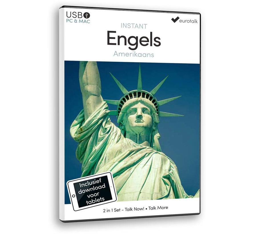 Instant Amerikaans Engels voor Beginners