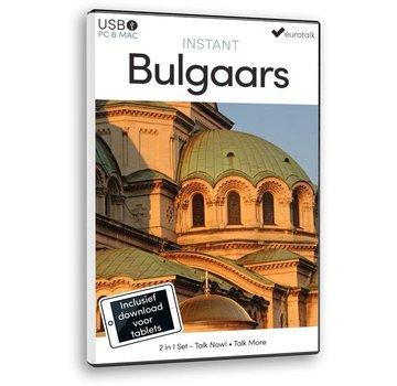 Eurotalk Instant Instant Bulgaars voor Beginners - Taalcursus 2 in 1