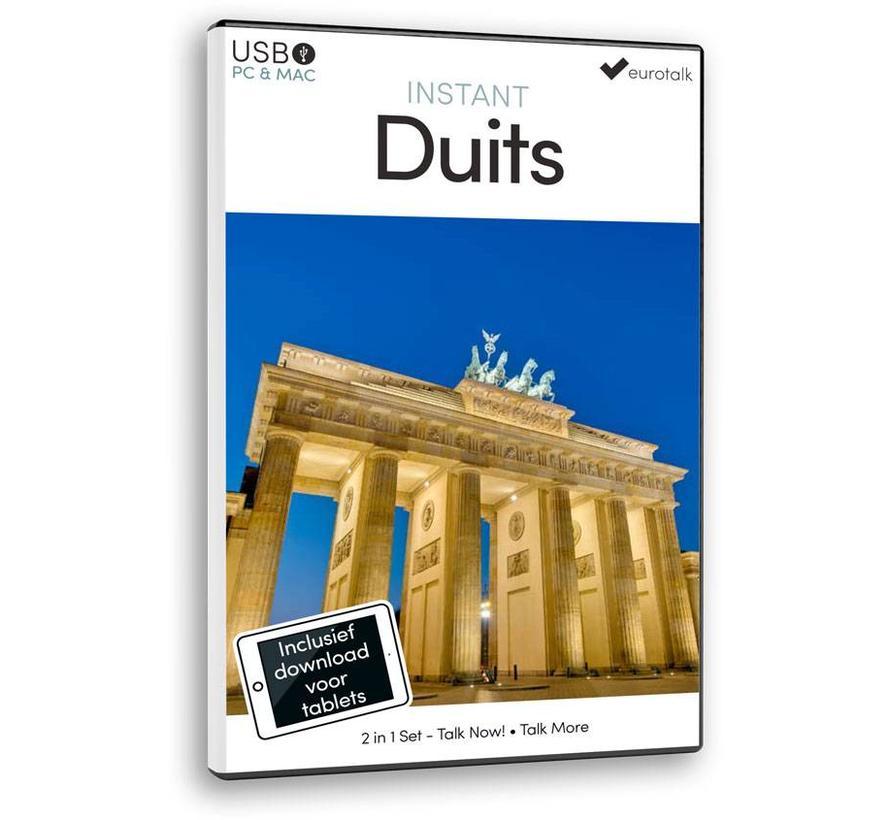 Instant Duits voor Beginners