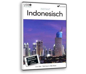 Eurotalk Instant Instant Indonesisch voor Beginners - Taalcursus 2 in 1