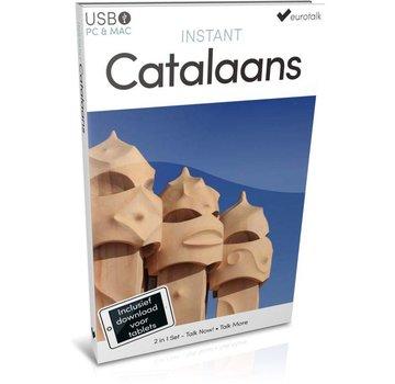 Eurotalk Instant Instant Catalaans leren voor Beginners - Taalcursus 2 in 1