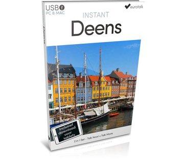 Eurotalk Instant Instant Deens voor Beginners - Taalcursus 2 in 1