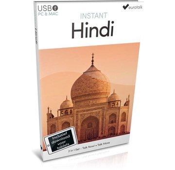 Eurotalk Instant Instant Hindi voor Beginners