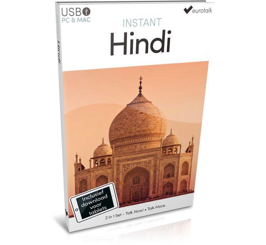 Instant Hindi voor Beginners