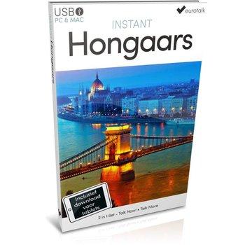 Eurotalk Instant Instant Hongaars leren voor Beginners - Taalcursus 2 in 1