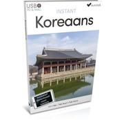 Eurotalk Instant Leer Koreaans Instant  - Taalcursus Koreaans 2 in 1 (USB)