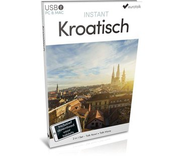 Eurotalk Instant Instant Kroatisch voor Beginners