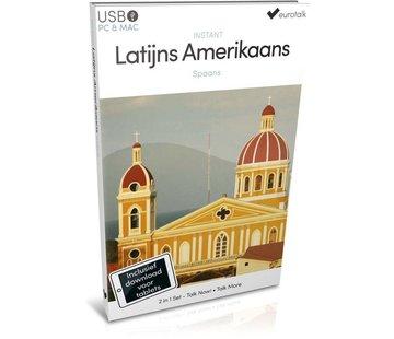 Eurotalk Instant Instant Latijns Amerikaans Spaans voor Beginners