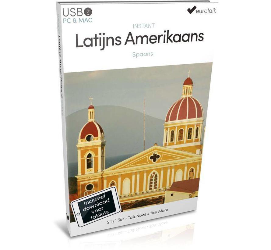 Instant Latijns Amerikaans Spaans voor Beginners