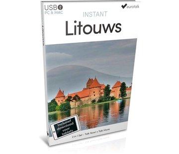 Eurotalk Instant Instant Litouws voor Beginners - Taalcursus 2 in 1
