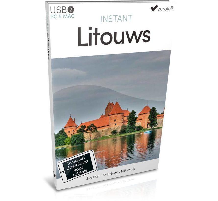 Instant Litouws voor Beginners