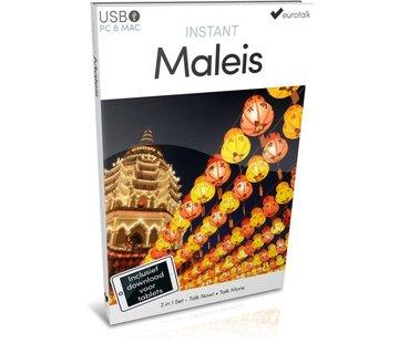 Eurotalk Instant Instant Maleis voor Beginners - Taalcursus 2 in 1