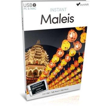 Eurotalk Instant Instant Maleis voor Beginners
