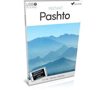 Eurotalk Instant Instant Pashto leren voor Beginners - Taalcursus 2 in 1