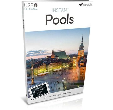 Eurotalk Instant Leer Pools voor Beginners - Taalcursus 2 in 1