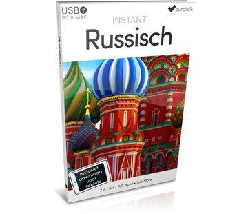 Eurotalk Instant Instant Russisch voor Beginners - Taalcursus 1 in 1