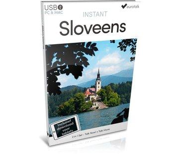 Eurotalk Instant Instant Sloveens voor Beginners - Taalcursus 2 in 1