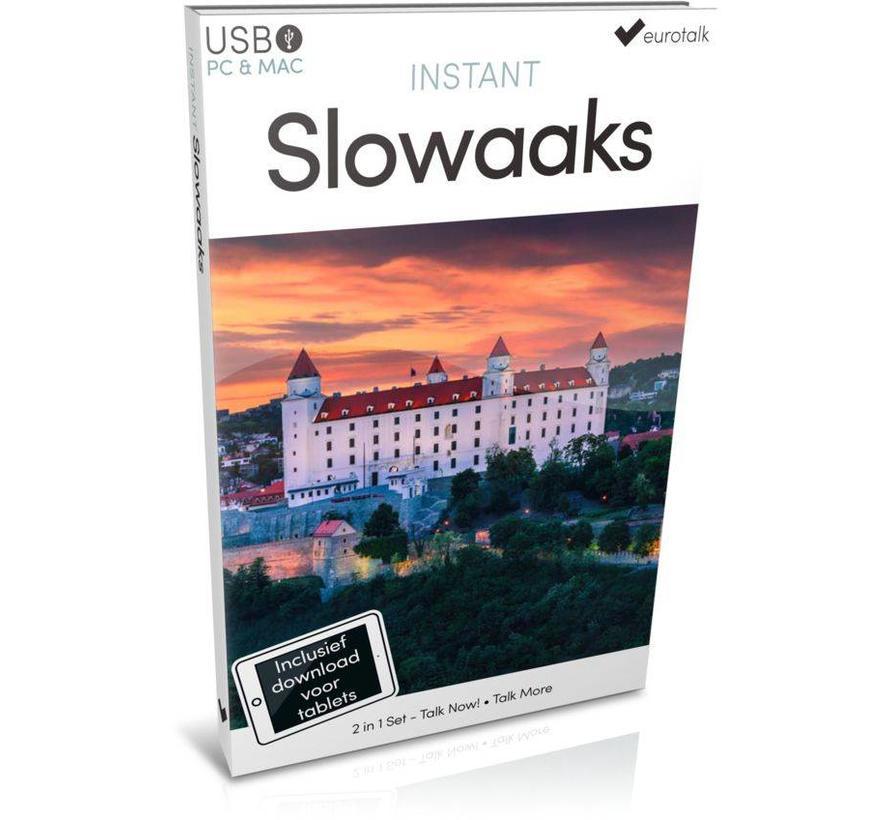 Instant Slowaaks voor Beginners