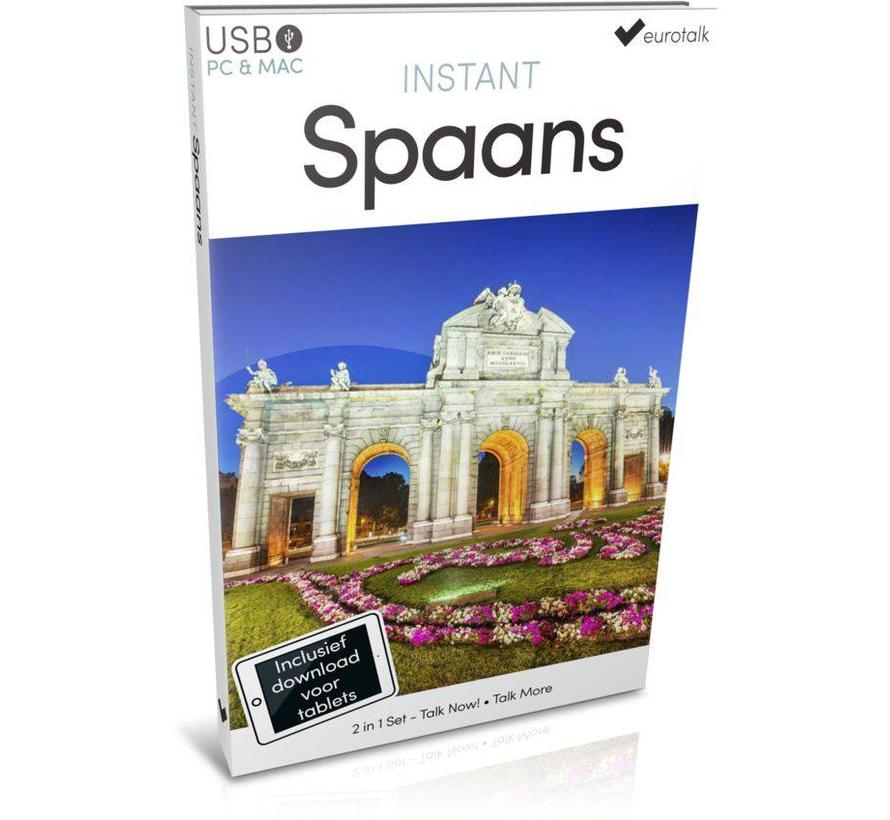 Instant Spaans voor Beginners
