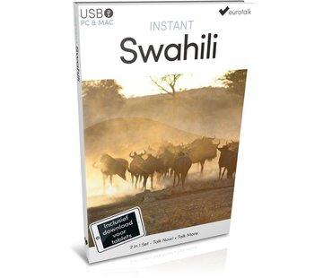 Eurotalk Instant Instant Swahili voor Beginners - Taalcursus 2 in 1