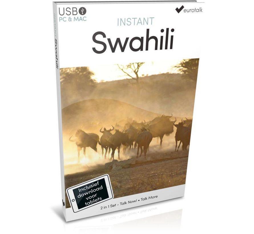 Instant Swahili voor Beginners