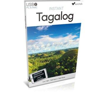 Eurotalk Instant Instant Tagalog voor Beginners - Taalcursus Tagalog (Filipijns)