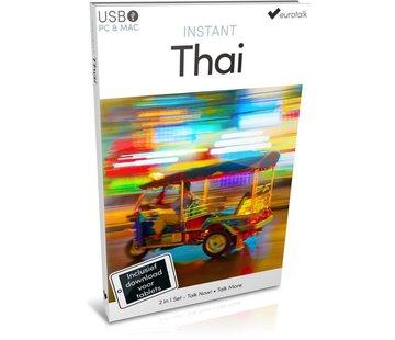 Eurotalk Instant Instant Thais leren voor Beginners - Taalcursus 2 in 1