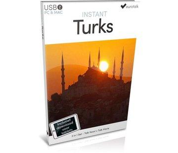 Eurotalk Instant Turks voor Beginners - Leer de Turkse taal (Taalcursus + Download)