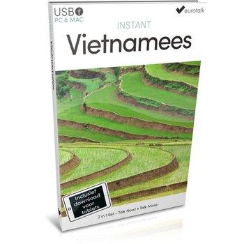 Eurotalk Instant Instant Vietnamees voor Beginners - Taalcursus 2 in 1