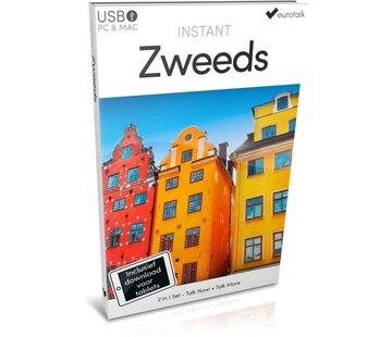 Eurotalk Instant Leer Zweeds voor Beginners (Taalcursus + Download)