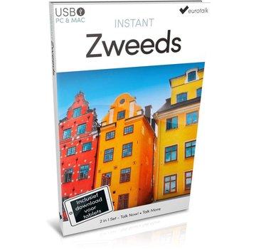 Eurotalk Instant Instant Zweeds voor Beginners - Taalcursus 2 in 1