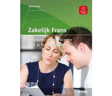 Prisma taalcursussen Taaltraining Zakelijk Frans - Efficient communiceren in het Frans