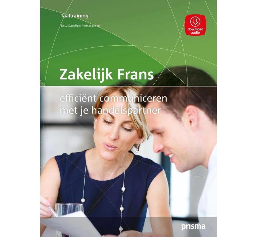 Taaltraining Zakelijk Frans (Boek + Audio)