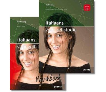 Prisma taalcursussen Prisma Italiaans voor Zelfstudie + Werkboek (PAKKET)