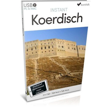 Eurotalk Instant Instant Koerdisch Sorani voor Beginners - Taalcursus 2 in 1