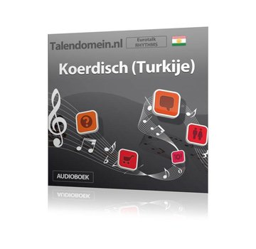 Eurotalk Rhythms Leer Koerdisch voor Beginners - Audio taalcursus (Download)
