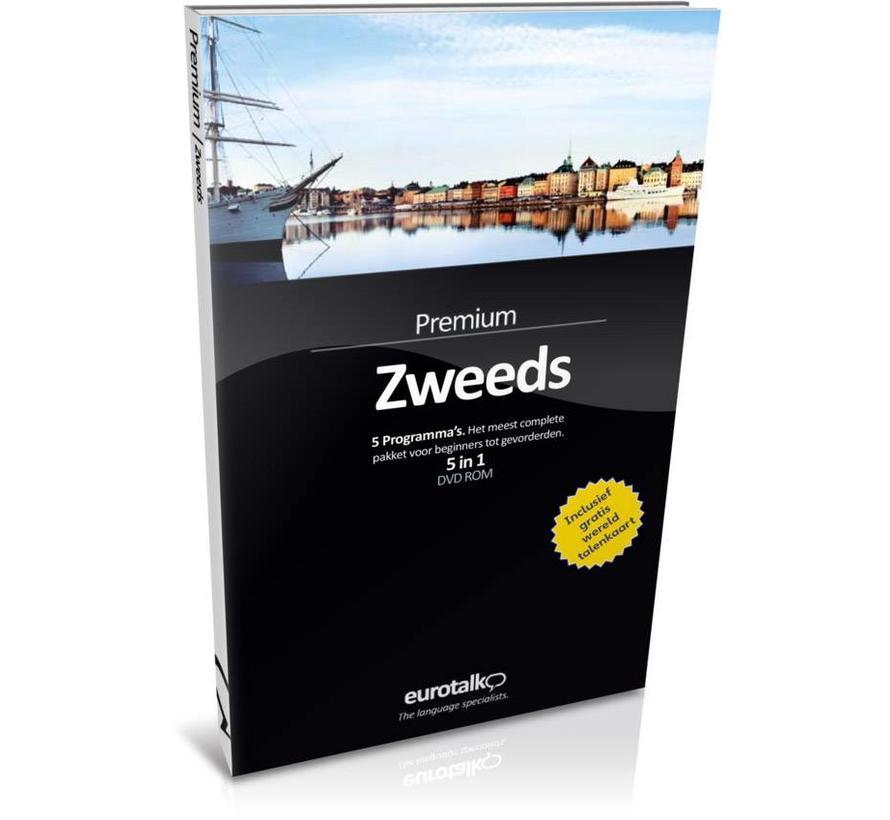 Complete taalcursus Zweeds - Eurotalk Premium