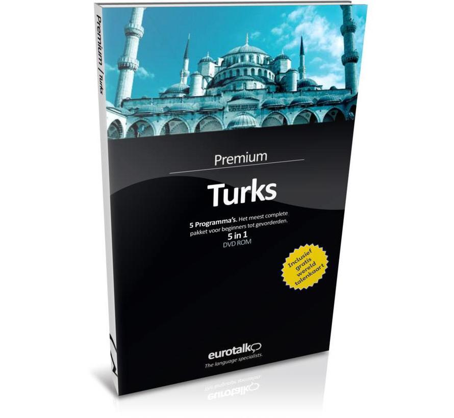 Complete taalcursus Turks - Eurotalk Premium