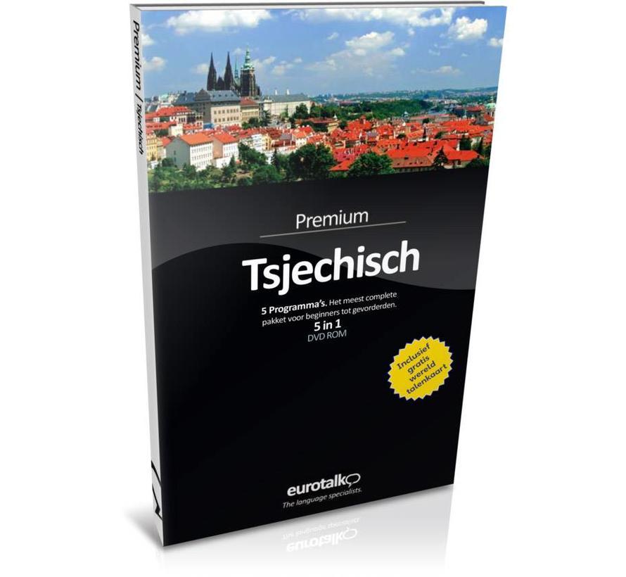 Complete taalcursus Tsjechisch - Eurotalk Premium