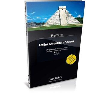 Eurotalk Premium Cursus Latijns Amerikaans Spaans - Premium taalcursus