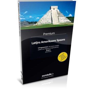 Eurotalk Premium Complete taalcursus Latijns Amerikaans Spaans - Eurotalk Premium