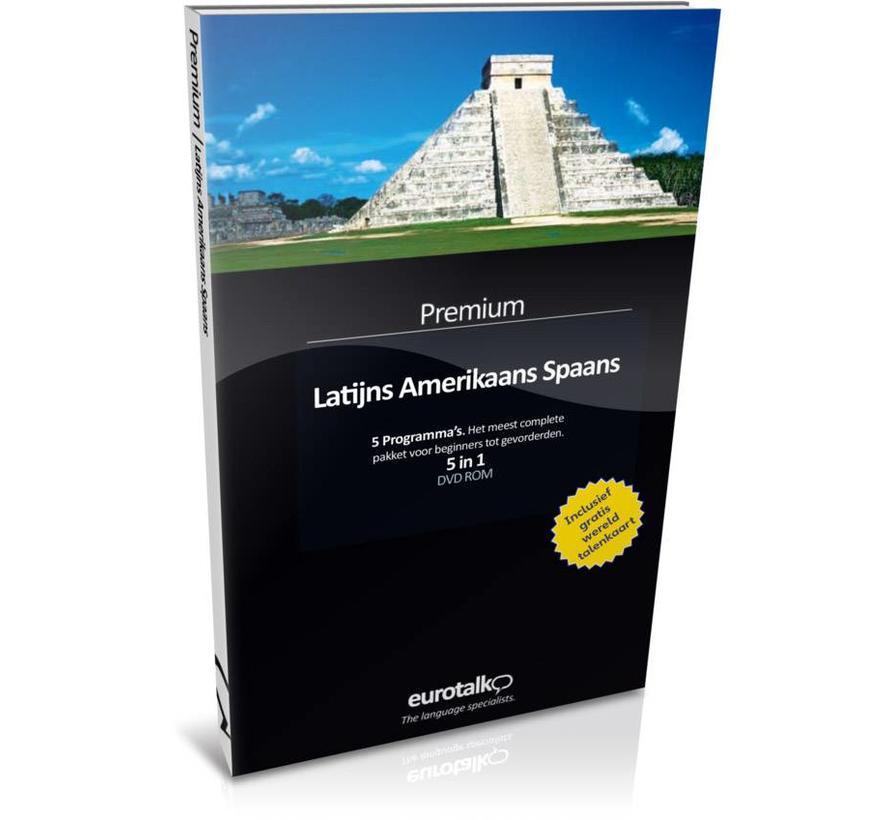 Complete taalcursus Latijns Amerikaans Spaans