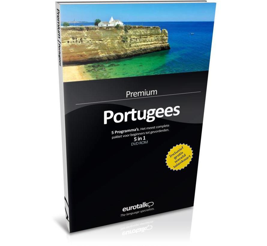 Complete cursus Portugees - Premium taalcursus