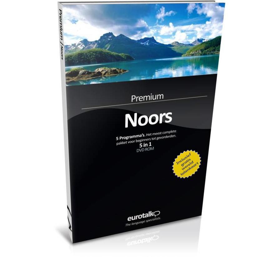 Complete taalcursus Noors
