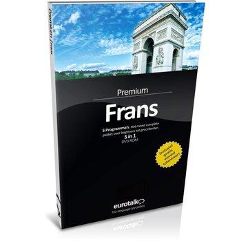 Eurotalk Premium Complete taalcursus Frans - Eurotalk Premium