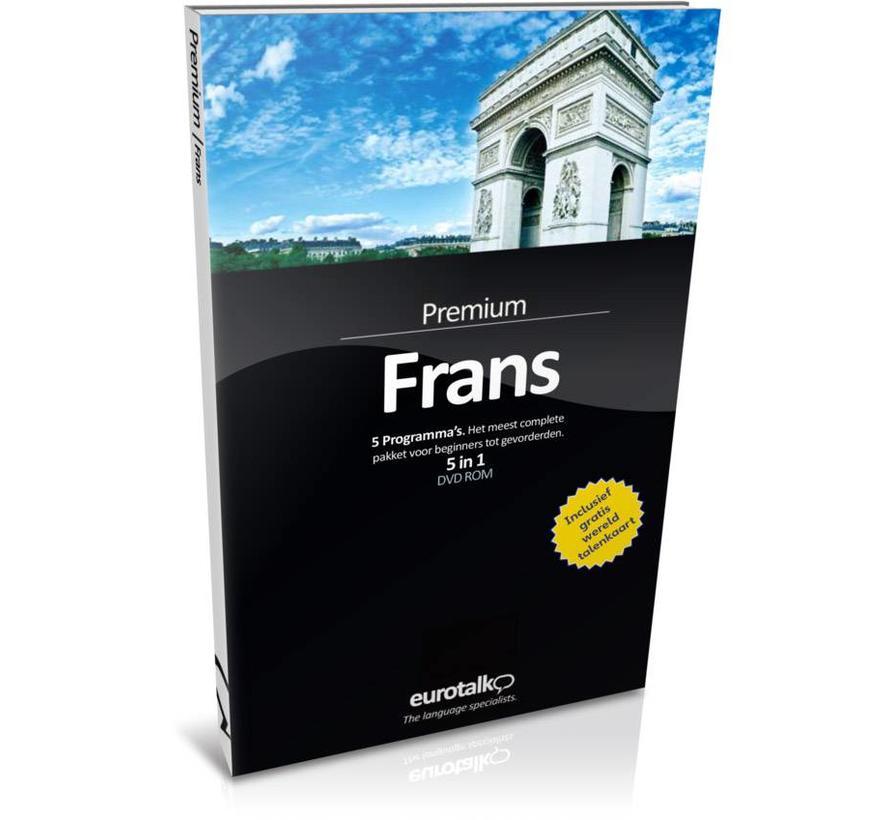 Complete taalcursus Frans - Eurotalk Premium