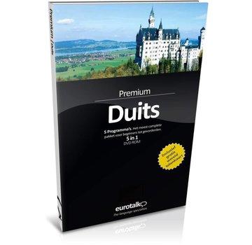 Eurotalk Premium Complete cursus Duits - Premium taalcursus (DVD-Rom)