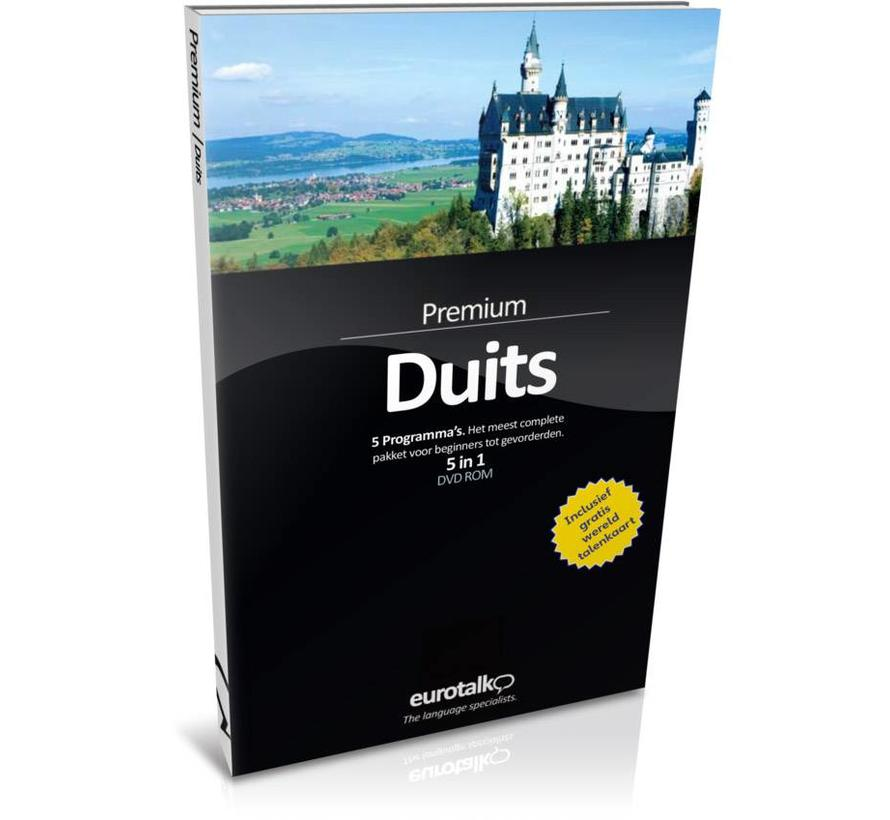 Complete taalcursus Duits - Premium